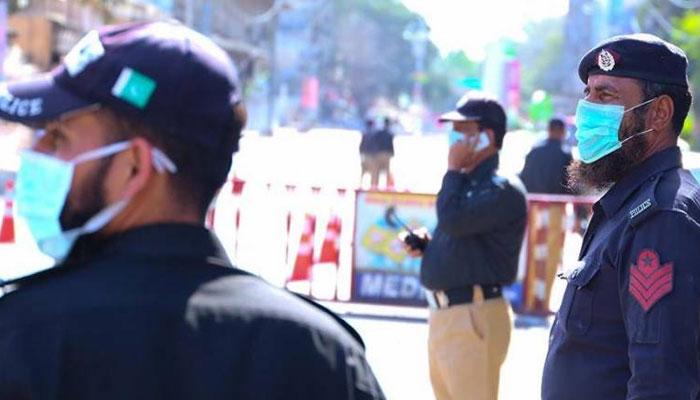 سندھ پولیس کے مزید 13 اہلکار کورونا میں مبتلا