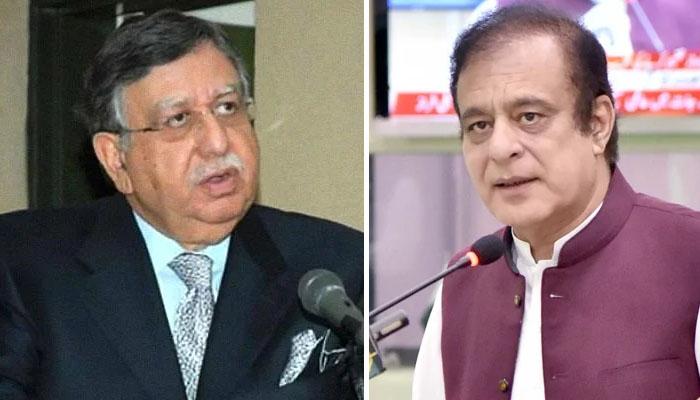 کابینہ میں رد و بدل، شوکت ترین وزیر خزانہ مقرر، شبلی فراز وزیر سائنس و ٹیکنالوجی مقرر