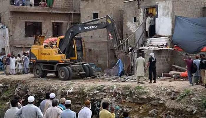 کراچی: لیز مکانات مسمار کرنے سے روکنے کے حکم امتناع میں توسیع