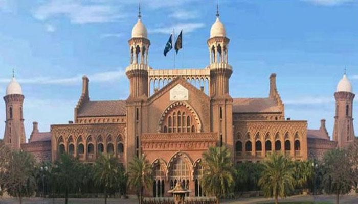 لاہور ہائی کورٹ کا ترمیم شدہ ججز روسٹر جاری