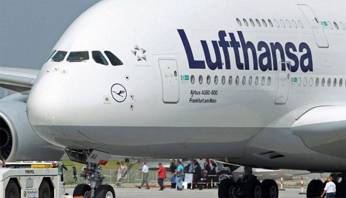 جرمنی: طیارے میں ماسک نہ پہننے اور شراب پی کر ہنگامہ کرنے پر چھ اسرائیلی گرفتار