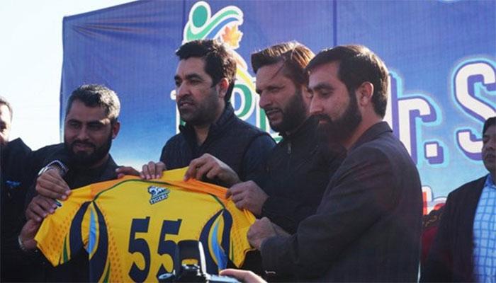 کشمیر پریمیئر لیگ کی تاریخوں کو تبدیل کردیا گیا
