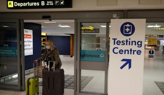کورونا وائرس کی بھارتی قسم برطانیہ پہنچ گئی، 77 برطانوی مبتلا