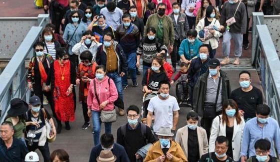 چینی معیشت میں 18اعشاریہ 3 فیصد نمو ریکارڈ