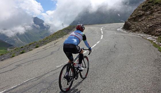 نوجوان کا بلوچستان تا خنجراب سائیکل پر سفرمکمل