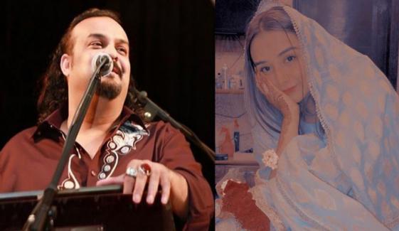 امجد صابری کی بیٹی نے صارفین سے کیا اپیل کی؟