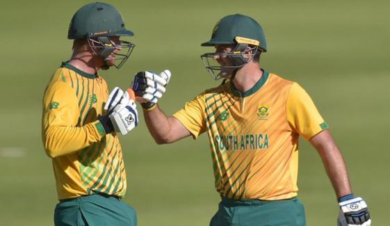 جنوبی افریقا نے پاکستان کو 145 رنز کا ہدف دے د یا