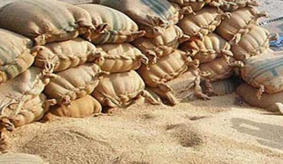 گندم کی 12 ہزار بوریاں اسمگل کرنے کی کوشش ناکام