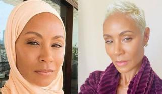 ہالی ووڈ اداکارہ جاڈا پنکیٹ اسمتھ کی حجاب میں تصویر دیکھ کر مداح حیران