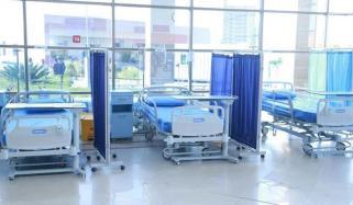 اسلام آباد: مختلف اسپتالوں میں 508 آکسیجن بیڈز پر کورونا مریض زیرِ علاج