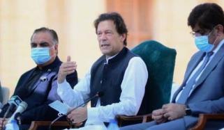 احساس پروگرام کا 33 فیصد ہم نے سندھ پر خرچ کیا، عمران خان