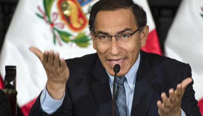 پیرو کے سابق صدر پر10 سال کیلئے عوامی عہدے پر فائز رہنے پر پابندی