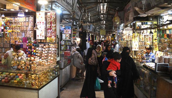 کراچی کے تاجروں نے آج کاروبار کھولنے کا اعلان کردیا