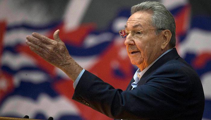 کیوبا کی کمیونسٹ پارٹی کے سربراہ رول کاسترو کا عہدے سے مستعفی ہونے کا اعلان