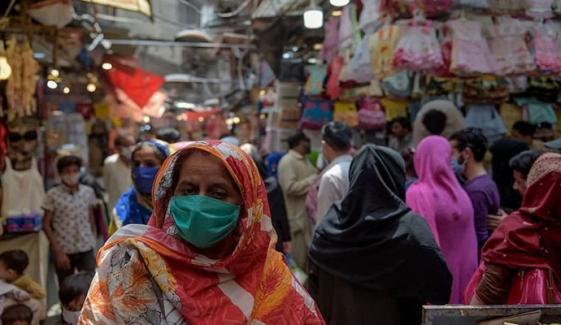 پاکستان، کورونا اموات 16 ہزار سے متجاوز