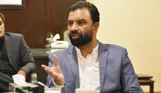 وزیرِ اعلیٰ KPK کے مشیر ضیاء اللّٰہ بنگش مستعفی