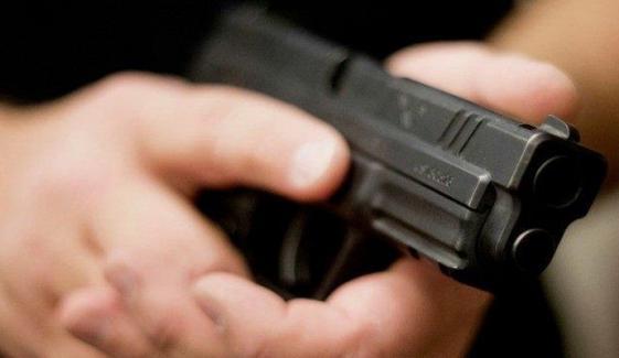 ڈکیتی کے دوران فائرنگ، کرکٹر جاں بحق