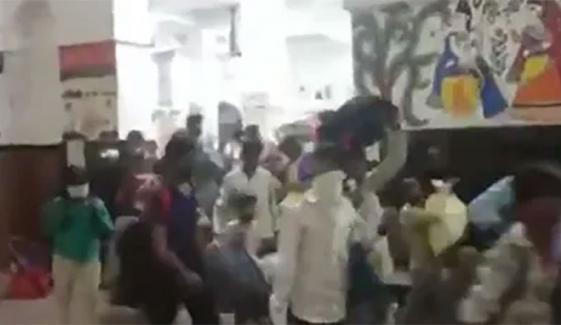 بھارت میں کورونا ٹیسٹ کرانے سے لوگوں کا گریز