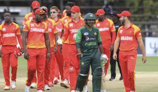 پاکستان کیخلاف ٹی ٹوئنٹی سیریز کیلئے زمبابوے اسکواڈ کا اعلان