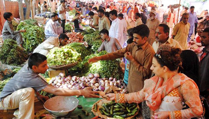 کراچی:ریٹ لسٹ پر عمل درآمد یقینی بنایا ہوا ہے، بازار انتظامیہ