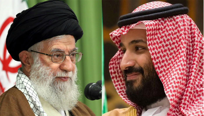 سعودی ایران تعلقات میں بہتری، عراق میں دونوں کے عہدیداروں کی ملاقات، برطانوی اخبار کا دعویٰ