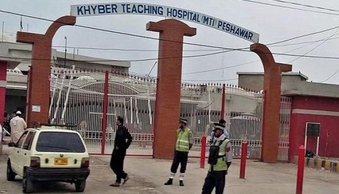 خیبرٹیچنگ اسپتال کے تمام بیڈز مریضوں سے بھرگئے