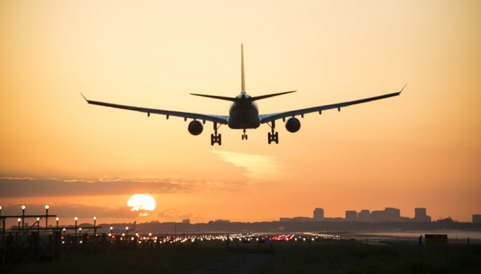 اپریل 2019 کی نسبت ابھی بھی ہوائی ٹریفک میں 32 فیصد کمی