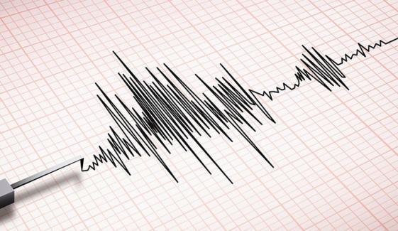 ایران میں 5 اعشاریہ 9 شدت کا زلزلہ