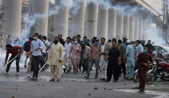 لاہور: شرپسندوں نے DSP نواں کوٹ کو اغوا کرلیا