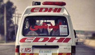 کراچی: سپرہائی وے پر ٹریفک حادثہ، 3 افراد جاں بحق