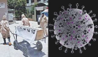پاکستان: کورونا وائرس سے 1 دن میں ریکارڈ 149 اموات