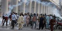 لاہور: شرپسندوں کا تھانے پر حملہ، DSP اغوا