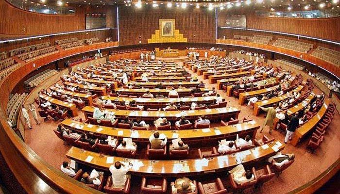 قومی اسمبلی کا اجلاس آج دوپہر 2 بجے ہوگا