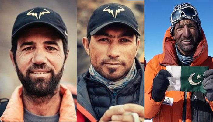دنیا کی 10ویں بلند ترین چوٹی سر کےنے والے کوہِ پیماؤں نے کامیابی علی سدپارہ کے نام کردی