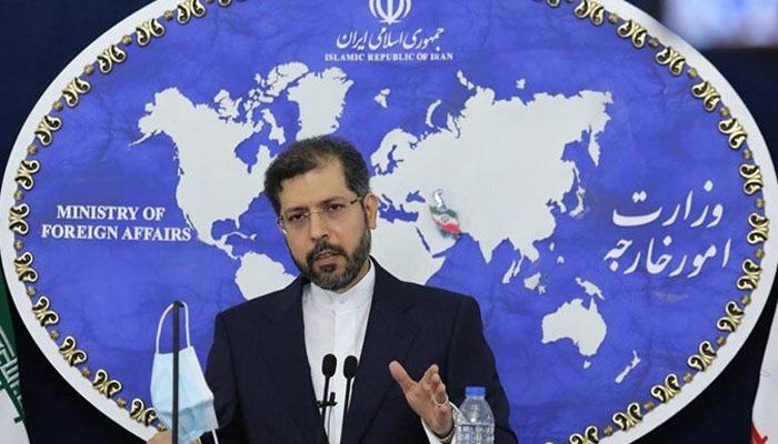 سعودی عہدیداروں سے ملاقات کی تصدیق نہ تردید، مذاکرات کا خیرمقدم کرتے ہیں، ایران