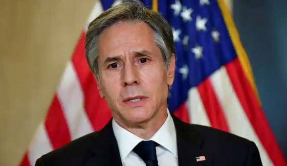 دہشتگردی کے خطرات افغانستان سے دوسری جگہوں پرمنتقل ہوچکے، انٹونی بلنکن
