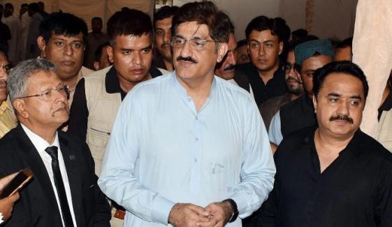 ریفرنس کے 68 والیوم ہیں، اتنے کا تو پاور پلانٹ نہیں تھا،وزیر اعلیٰ سندھ