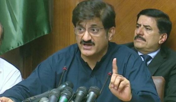 پُرامن احتجاج کرنے والوں کو نہیں روکیں گے، وزیر اعلیٰ سندھ