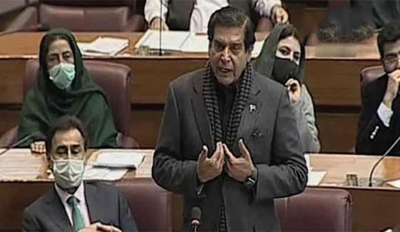 وزیراعظم کو آج ایوان  میں ہونا چاہیے تھا، راجا پرویز اشرف