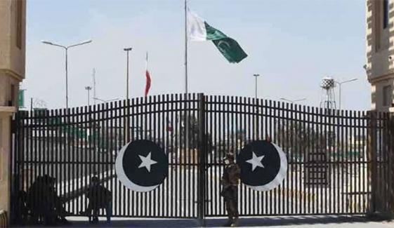 بارڈر کراسنگ پاکستان میں مند اور ایران کی طرف پشین میں کھول دی جائے گی، سفارتی ذرائع