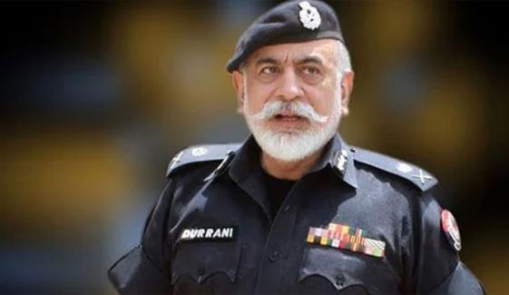 لاہور: سابق آئی جی کے پی کے ناصر درانی کورونا وائرس سے جاں بحق