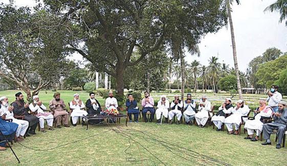 تحریک لبیک اور حکومت کے درمیان مذاکرات کی تکمیل چاہتے ہیں، علما کونسل