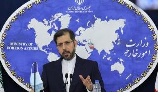 سعودی عرب کیساتھ ڈائیلاگ کا ہمیشہ خیر مقدم کرتے ہیں، ایران