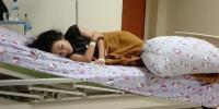 13 دن تک سونے والی لڑکی