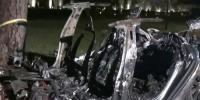 خودکار طریقے سے چلنے والی کار کو حادثہ