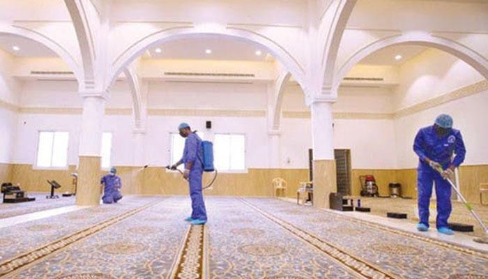 کورونا وائرس، سعودی عرب میں33 مساجدعارضی طور پر بند کردی گئیں