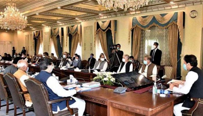 وفاقی کابینہ نے اقوام متحدہ کی آرمرڈ گاڑیوں کو کراچی سے کابل لےجانے کی اجازت دیدی