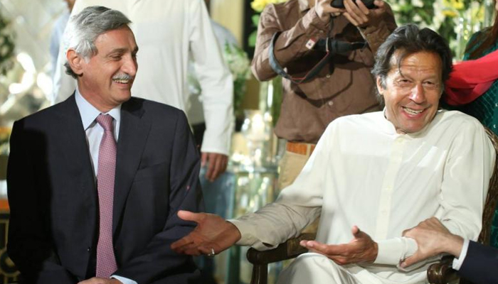 وزیراعظم اور جہانگیر ترین میں ٹوٹے رابطے بحال ہوگئے، راجا ریاض