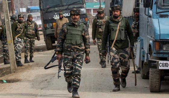بھارتی فوج نے مزید دو کشمیری نوجوانوں کو شہید کردیا