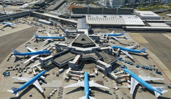 ہوائی جہاز کے لینڈنگ گیئر میں چھپ کر یورپ پہنچنے کی کوشش میں نائجیرین باشندہ ہلاک